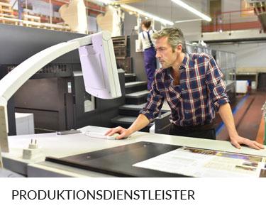 Produktionsdienstleister